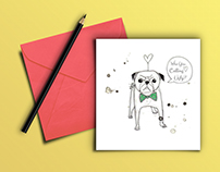 Shiv Illustration / Greeting Card Selection
