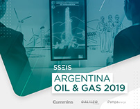 5SEIS at ARGENTINA OIL & GAS 2019
