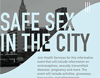 Safe Sex in the City