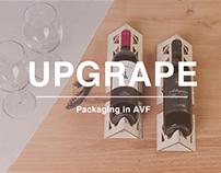 UPGRAPE - Packaging in AVF