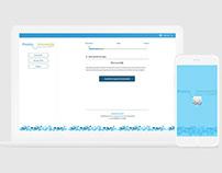 Diseño Web App para evento de inscripciones