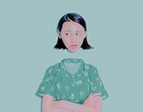 Sydney Sie / Self-Portrait