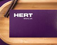 HERT rebranding