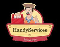 Social Media Posts for Handy Services Peshawar