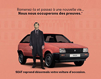 Newsjacking : SEAT - Reprise Argus