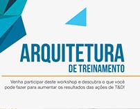 E-mail mkt Arquitetura de treinamento