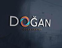 Doğan Copy Center Logo Tasarım