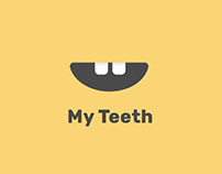 My Teeth | A user experience for 5-7 year olds