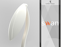 swan: LED Desk Light