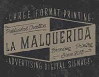 Branding La Malquerida 2015 ©