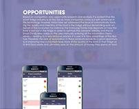 Presh Fridge - Android Application