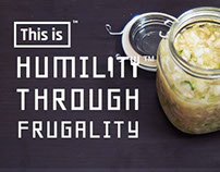 Humility Through Frugality™ (Keto-Pescan Vegan)