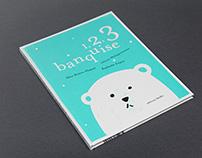 1, 2, 3 Banquise. Éditions Mémo.