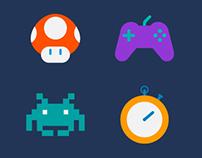 Ícones - App Click Jogos