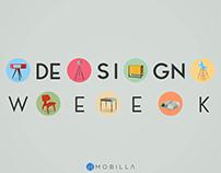 Design Week Mobilla