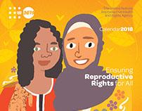 UNFPA 2018 Calendar