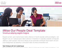 Cisco iWise email templates