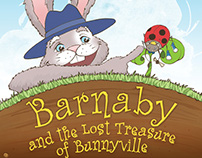 Barnaby and the Lost Treasure of Bunnyville
