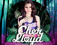 Cover promocional Cher Lloyd