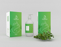 samvedana herbal branding