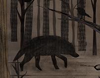 Children's illustration / Ilustração infantil