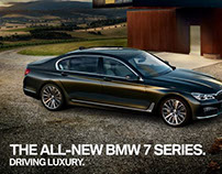 The All-New BMW 7 Series Launch