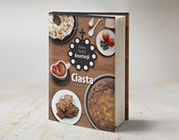 Anastazja's Recipes | Book Design