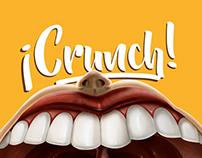 Lanzamiento Salchicha ¡Crunch!