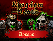 Kingdom Death. Character design and Animation