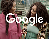 Google Africa Campaign