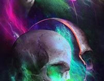 Skull Series #51-56