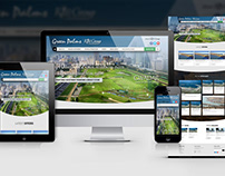 Web Design & Development - Green Palm (Rafi Group)