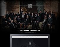 Prisma Brasil - Website Redesign