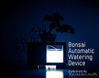 Bonsai × IoT - Automatic Watering Deveice