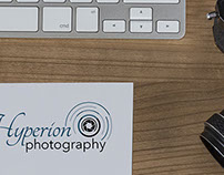 Hyperion Photography Branding