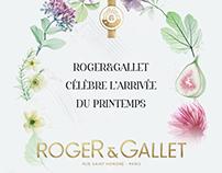 Création de films Roger & Gallet