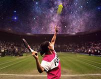 Tennis magic