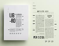 Pillow Book - Editorial