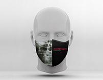 """""""medDream"""" veido kaukės dizainas"""