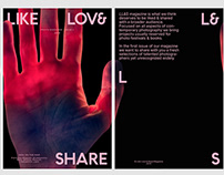 Like Love & Share Magazine