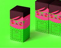 Creative supplement packaging