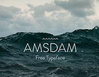 Amsdam Typeface