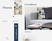 Livingroom - UI Design - Style 2 [Interior]