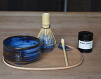 ZHAO ZHOU BLUE CHAWANS