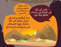 قصة سيدنا إسماعيل (الفداء العظيم)