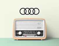 Audi | You didn't see it coming - Audi Pre-sense Radio