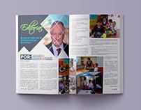 Diseño Editorial / Revista Why - Edición 102