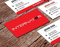 Brand Identity - Internator