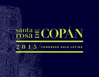 Congreso 2015 Gala Latina Identity & Collateral