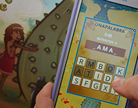 Va de Vuelta | Illustration and mobile UI